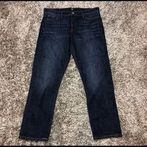 GAP Best Girlfriend Jeans Women's Size 31 Selvedge